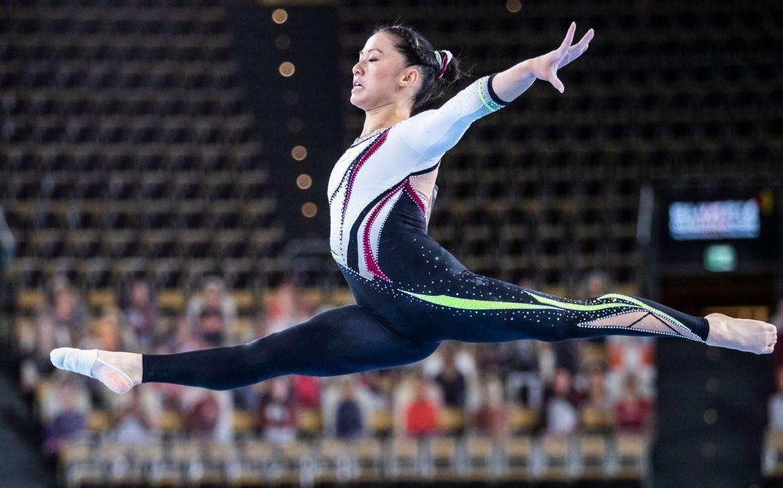 Designs of Olympic Javelin Pants Will Make You Sweaty!